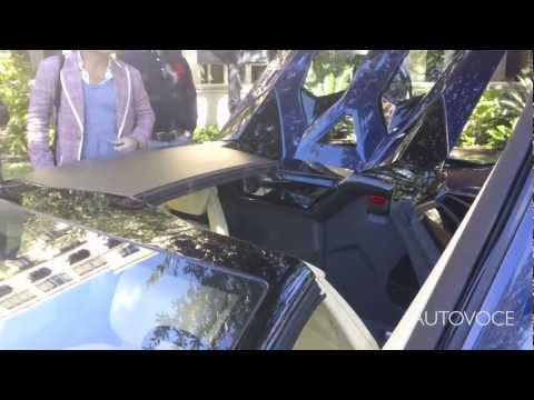 [High Quality] Lamborghini LP700 Aventador Roadster: Top Installation Removal and Storage