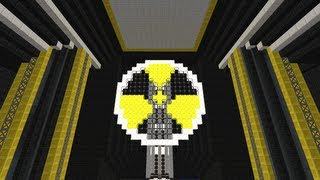 getlinkyoutube.com-EPIC IC2 Nuclear Power Plant - The Captain Corp