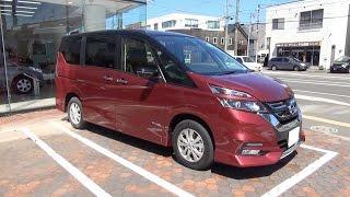 getlinkyoutube.com-2016 New NISSAN SERENA Highway STAR ProPILOT Edition 4WD - Exterior & Interior