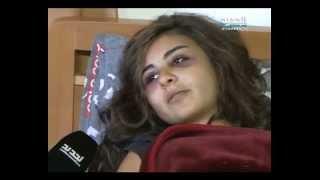 getlinkyoutube.com-تمارا حريصي كادت تموت على يد زوجها