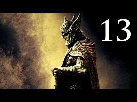 Elder Scrolls V: Skyrim - Walkthrough - Part 13 - Ivarstead (Skyrim Gameplay)
