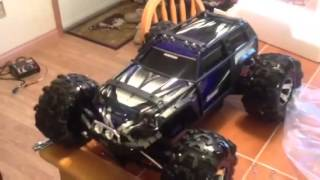 getlinkyoutube.com-2013 Traxxas Summit Unboxing With Duel 2s Lipos and Duel Chargers 5607L (Part 1 & 2)