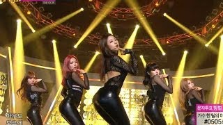 getlinkyoutube.com-【TVPP】AOA - Confused (Black ver.), 에이오에이 - 흔들려 @ Show! Music Core Live