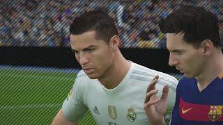 getlinkyoutube.com-FIFA 16 Speed Test: Cristiano Ronaldo Vs Lionel Messi