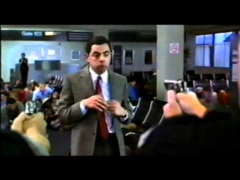 Bean The Movie - Airport Scene