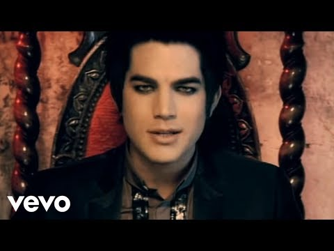 Adam Lambert - For Your Entertainment