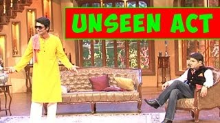 Comedy Nights with Kapil: Sunil Grover aka Gutthi fights with Kapil Sharma | NEW ACT 2013