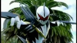 getlinkyoutube.com-Dino Thunder  White Ranger