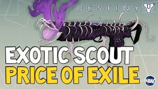 getlinkyoutube.com-Destiny Price of Exile EXOTIC Scout Rifle (Community Idea!)