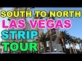 South to North End Tour of Las Vegas Strip