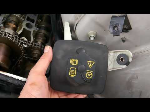 Lincoln LS 3.9L broken timing guide removal and replacement