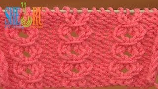 getlinkyoutube.com-Free Knit Stitch Pattern Tutorial 21 Easy to Knit Stitches for Beginners