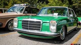 getlinkyoutube.com-Mercedes w115 & w123