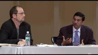 getlinkyoutube.com-Theodicy, God and Suffering - A debate between Dinesh D'Souza and Bart Ehrman
