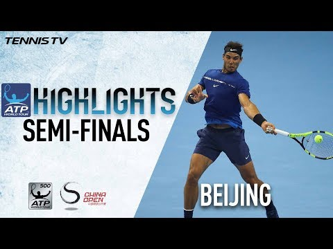 Highlights: Nadal Kyrgios To Clash For Beijing 2017 Title