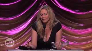 getlinkyoutube.com-2014 XBIZ Awards - Julia Ann Wins 'Milf Performer of the Year' Award