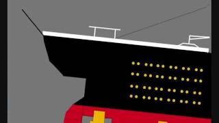 getlinkyoutube.com-Titanic paint animation 2