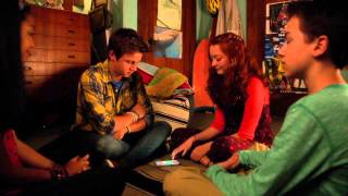 getlinkyoutube.com-The Fosters - Spin The Bottle (Jude and Connor)
