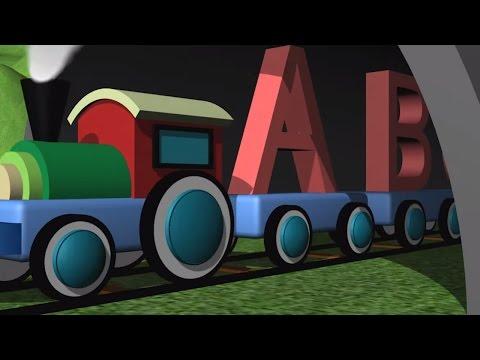 Alphabet Rhyme - ABCD