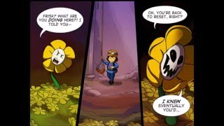 getlinkyoutube.com-Understanding is Enough (Undertale Comic Dub)
