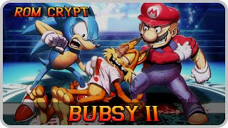 getlinkyoutube.com-Let's Play: Bubsy 2 (SNES)
