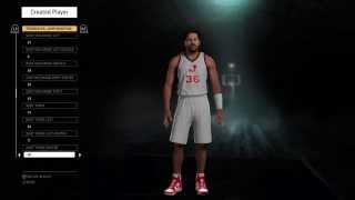 getlinkyoutube.com-NBA 2K16 Rasheed Wallace tutorial created by :Thirty8Spesh