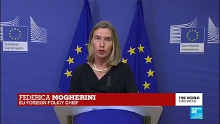 EU on Iran Deal decision:
