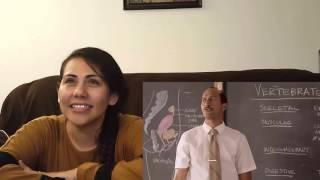 getlinkyoutube.com-Key & Peele - Substitute Teacher Pt. 1 and 2 Cynthia's Reaction Funny