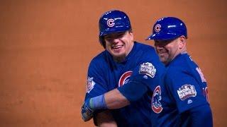 getlinkyoutube.com-10/26/16: Schwarber, Arrieta lead Cubs to Game 2 win