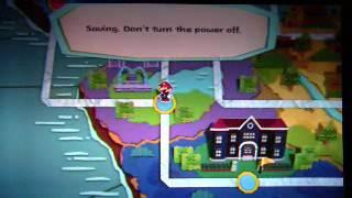 getlinkyoutube.com-Let's play Paper Mario: Color Splash (Blind) part 39 The Choo-Choo VIP