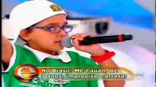 getlinkyoutube.com-Mc Cauan no Programa Eliana