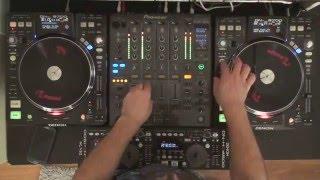 90′Lar Türkçe Pop Müzik 2013 MiX DJ Tuncer Yapağcı Denon DNS3700 and Pioneer DJM800