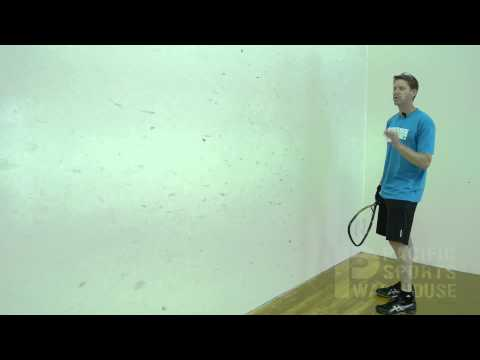 How to Hit a Splat Shot in Racquetball