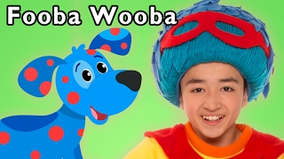 getlinkyoutube.com-Funny Animal Games | Fooba Wooba and More | Baby Songs from Mother Goose Club!