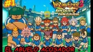 getlinkyoutube.com-INAZUMA ELEVEN 3 - RAYO CELESTE #1 | ¡EL ABUELO PSICOPATA!
