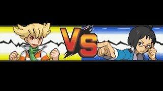 getlinkyoutube.com-Pokemon: Barry VS Cheren