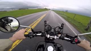 getlinkyoutube.com-2014 Honda CB1100 Test Drive Review