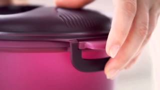 getlinkyoutube.com-Рисоварка Tupperware
