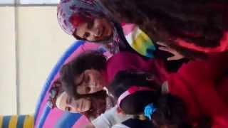 getlinkyoutube.com-لين الصعيدي تغني في حفل افتتاح المخيم الشتوي الثاني