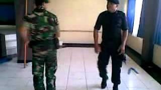 getlinkyoutube.com-BRIMOB Vs TNI