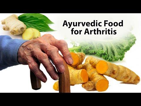 Ayurvedic Food for Arthritis