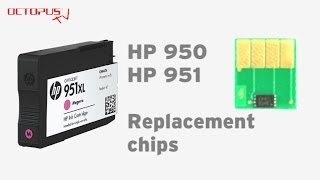 getlinkyoutube.com-HP 950, HP 951 replacement chips for refilled cartridges