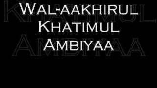Raihan - 25 Prophets Lyrics + Translation