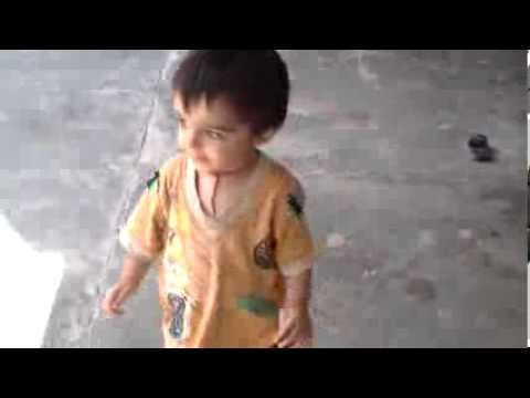 first walk of jasim bacha bamkhel
