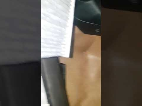 Тойота Хайлюкс замена салонного фильтра