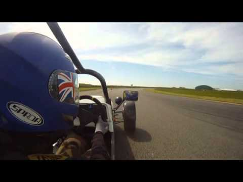 R1 Powered Raw Striker at Llandow May '13
