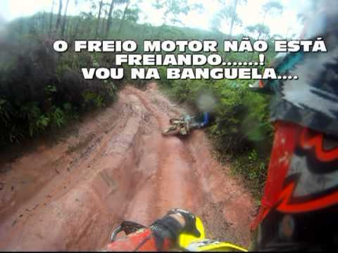 Trilha de Moto Bravos do Barro 62