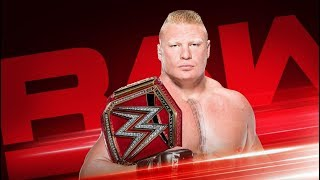 WWE Monday Night Raw  July 16, 2018 Highlights Preview | WWE Raw 07/16/2018 Highlight