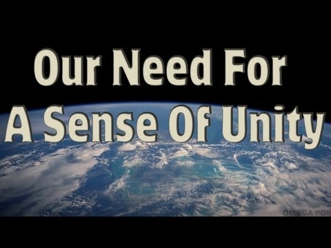 Our Need For A Sense Of Unity [Alan Watts & Terence McKenna]