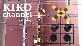 踏切動画 阪急電車 通過集 阪急神戸線 railroad crossing japan vol.1